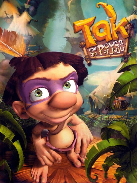 Tak and the Power of Juju image