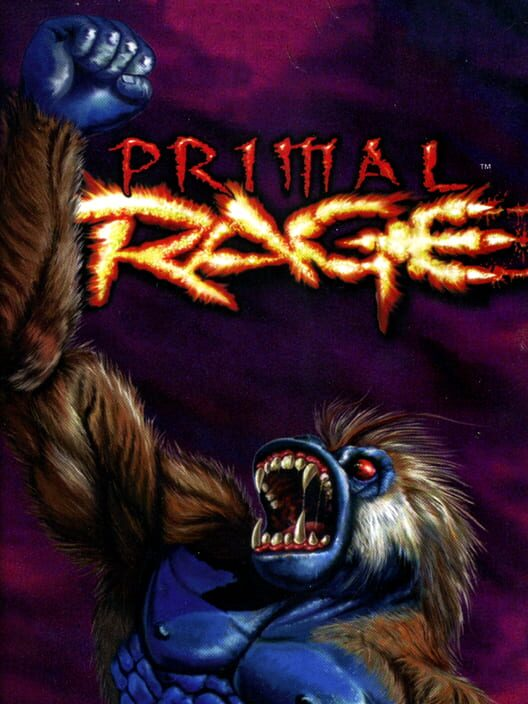 Primal Rage Display Picture