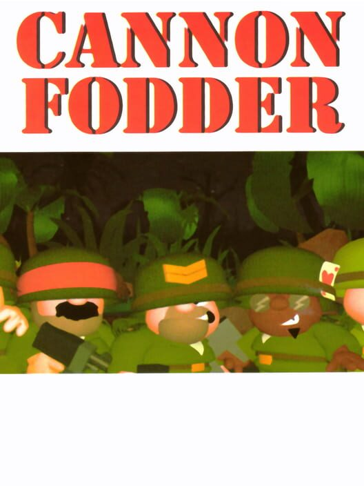 Cannon Fodder Display Picture