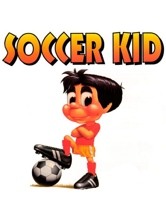 Soccer Kid Display Picture