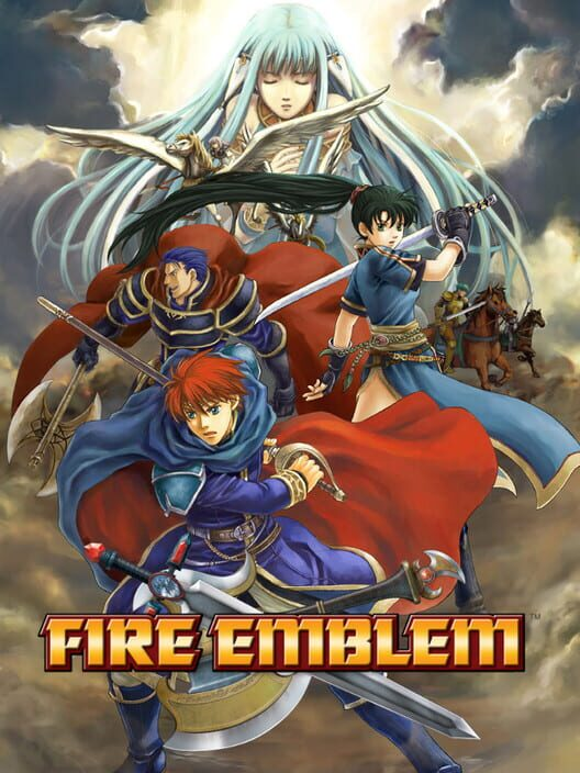 Fire Emblem: The Blazing Blade image