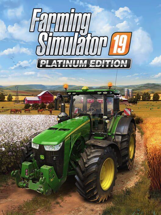 Farming Simulator 19: Platinum Edition image