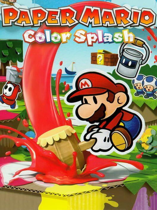 Paper Mario: Color Splash image