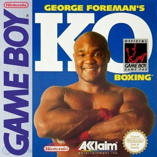 George Foreman's KO Boxing image