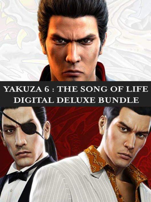 Yakuza 6: The Song of Life - Digital Deluxe image