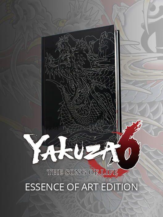 Yakuza 6: The Song of Life - Essence of Art Edition image