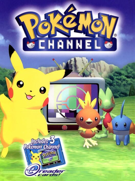 Pokémon Channel image