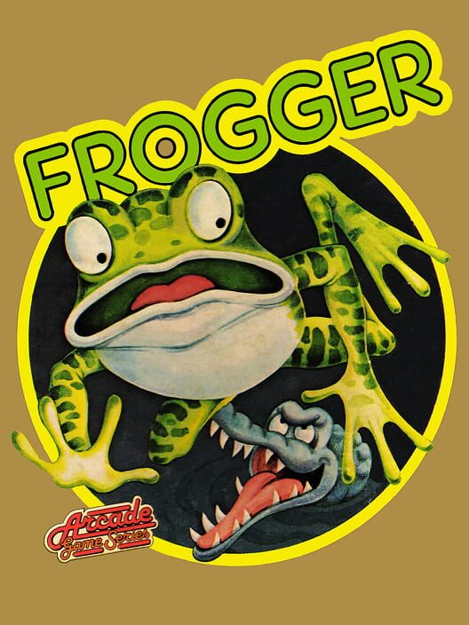 Frogger Display Picture