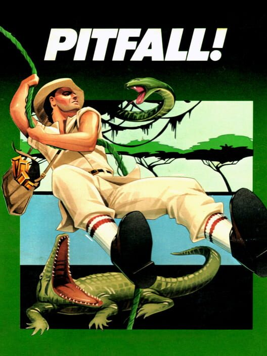 Pitfall! Display Picture