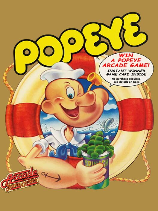 Popeye Display Picture