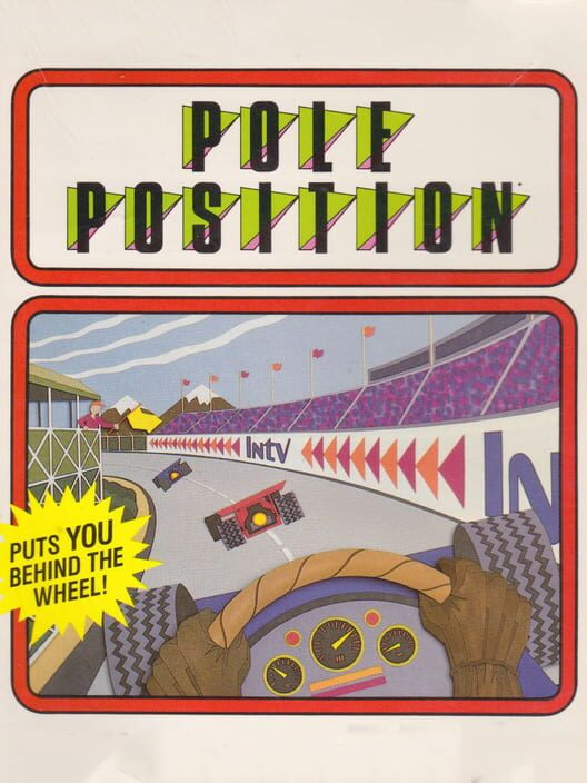 Pole Position Display Picture