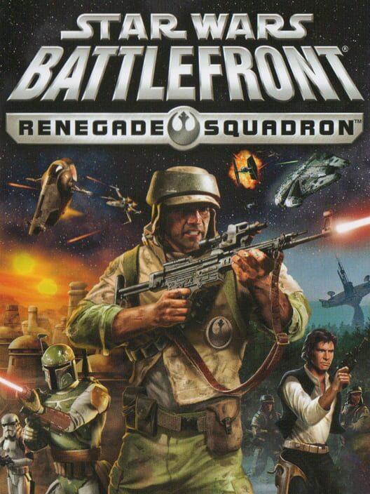 Star Wars: Battlefront - Renegade Squadron image