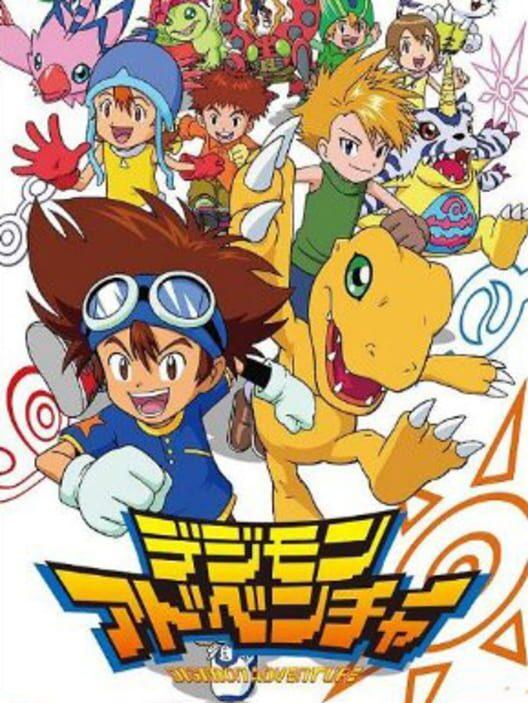 Digimon Adventure image