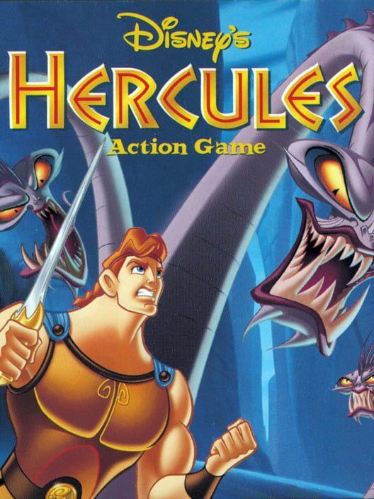 Disney's Hercules Action Game image