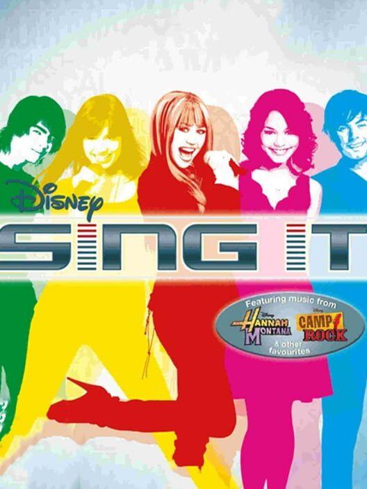 Disney Sing It image