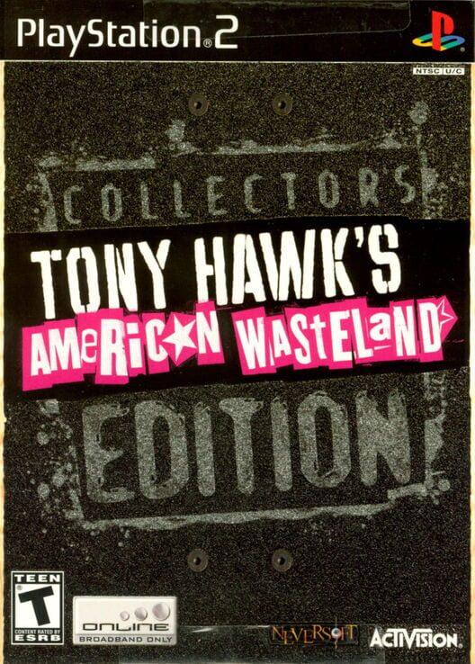 Tony Hawk's American Wasteland: Collector's Edition image