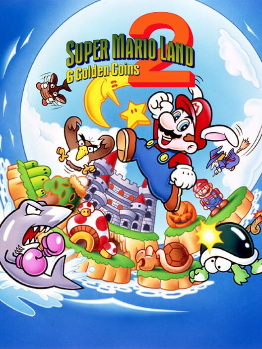 Super Mario Land 2: 6 Golden Coins image