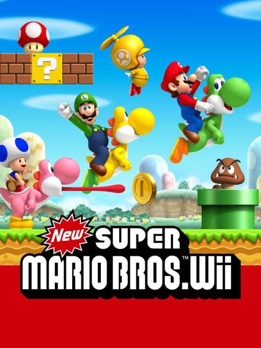 New Super Mario Bros. Wii image