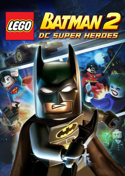 Lego Batman 2: DC Super Heroes image