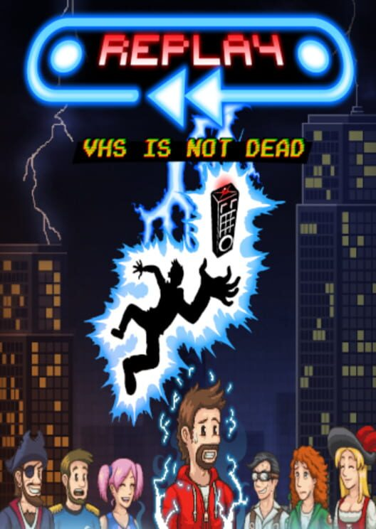 Replay: VHS is Not Dead image