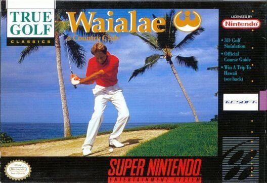 True Golf Classics: Waialae Country Club image