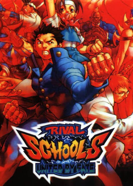 Rival Schools: United by Fate image