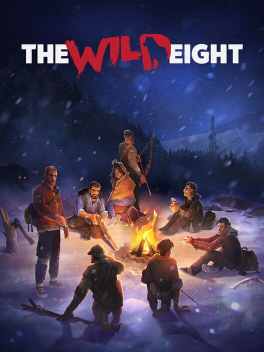 The Wild Eight Display Picture