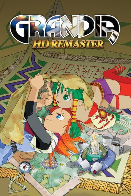 Grandia HD Remaster image