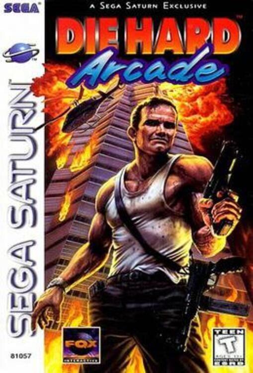 Die Hard Arcade image