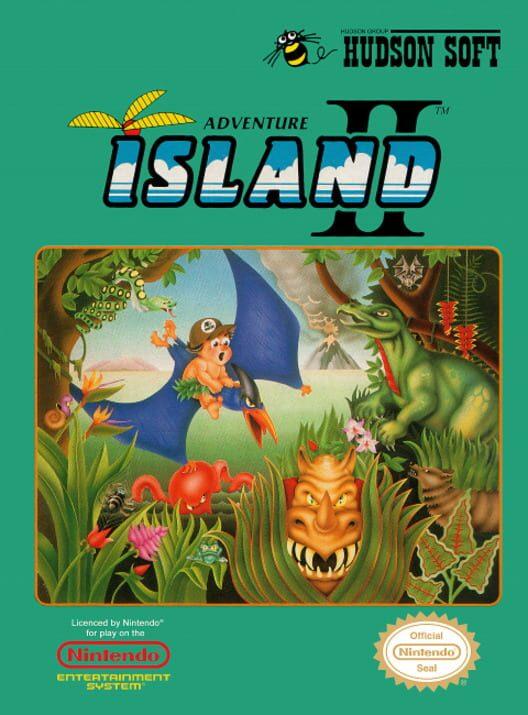 Adventure Island II Display Picture