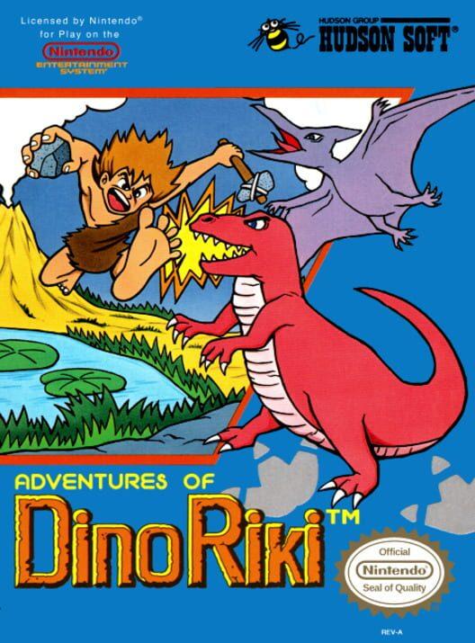 Adventures of Dino Riki image