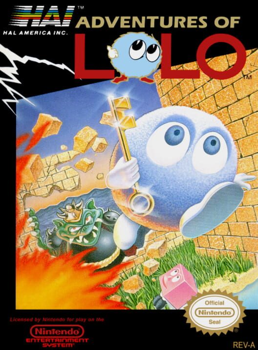 Adventures of Lolo image