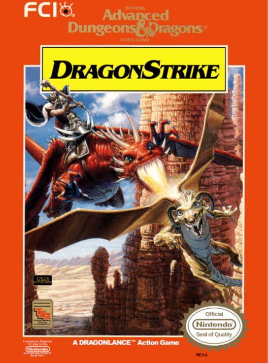 Advanced Dungeons & Dragons: DragonStrike image