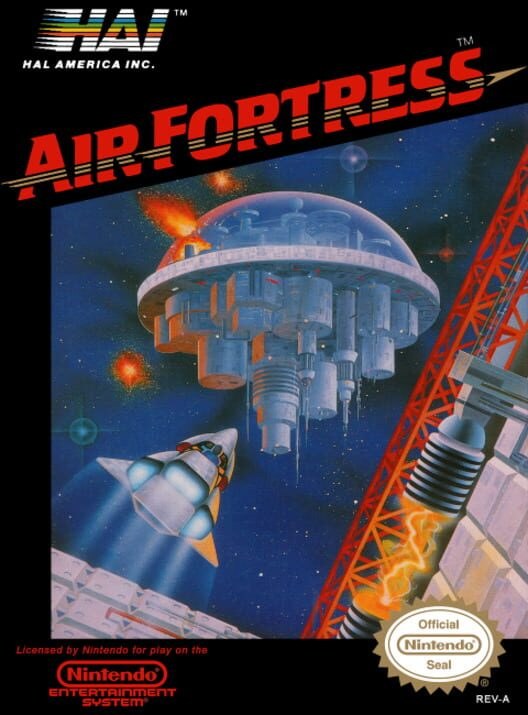 Air Fortress Display Picture