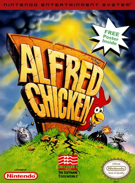 Alfred Chicken Display Picture