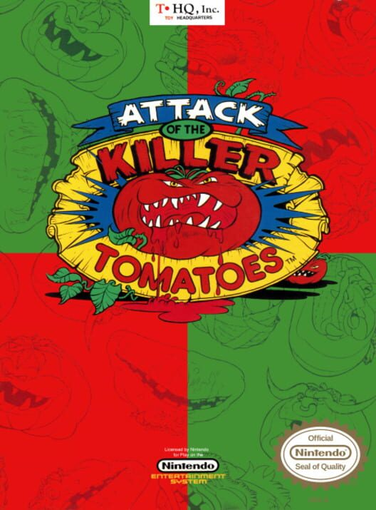 Attack of the Killer Tomatoes Display Picture