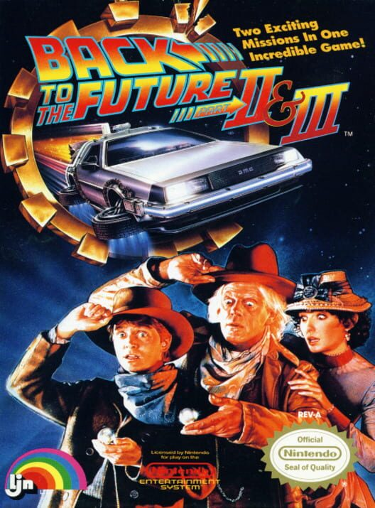 Back to the Future Part II & III image