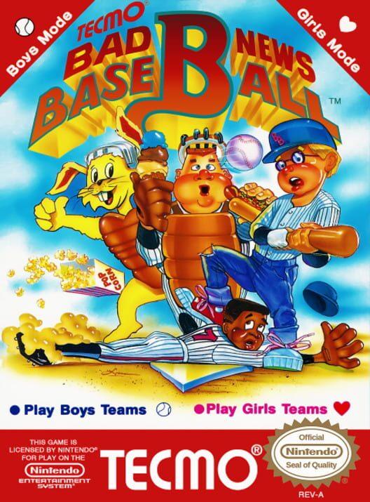 Bad News Baseball image