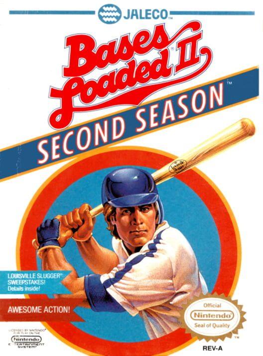 Bases Loaded II: Second Season image