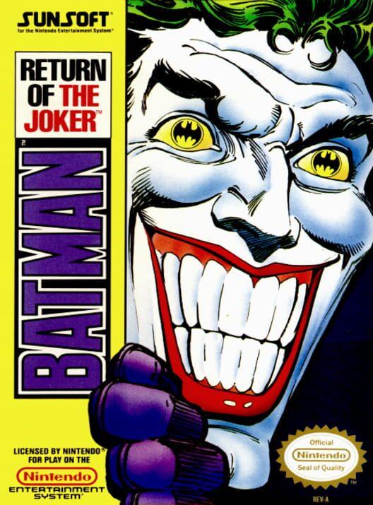Batman: Return of the Joker image