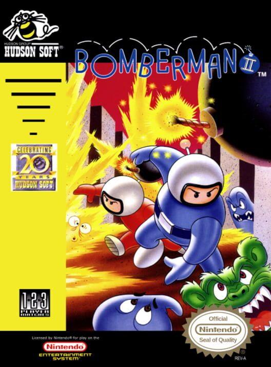 Bomberman II image