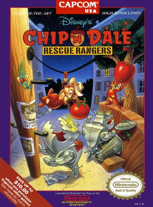 Chip 'n Dale Rescue Rangers Display Picture