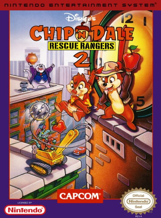 Chip 'n Dale Rescue Rangers 2 Display Picture