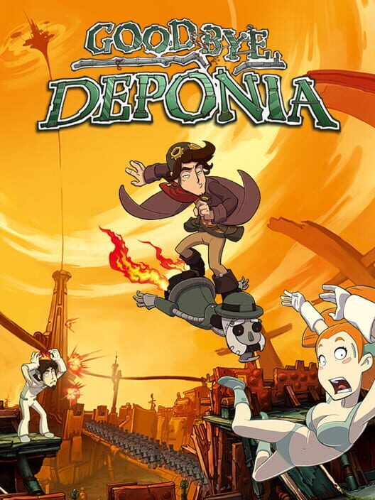 Goodbye Deponia image