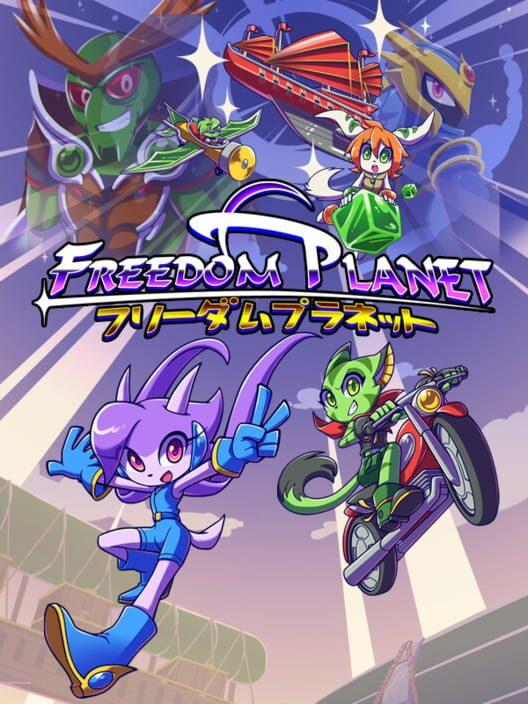 Freedom Planet image