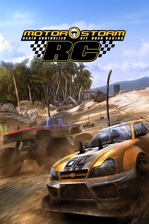 MotorStorm: RC image