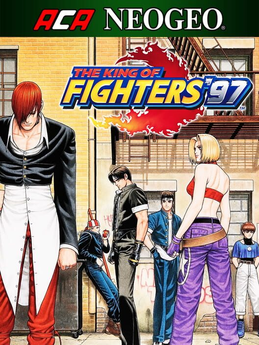 ACA NEOGEO THE KING OF FIGHTERS '97 image
