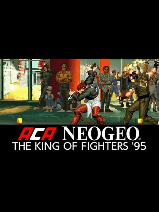 ACA NEOGEO THE KING OF FIGHTERS '95 image