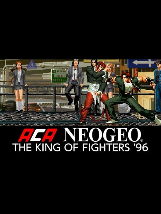 ACA NEOGEO THE KING OF FIGHTERS '96 image