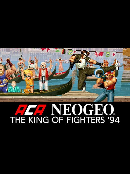 ACA NEOGEO THE KING OF FIGHTERS '94 image